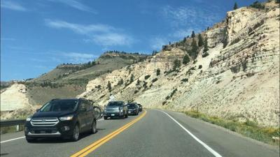 Driver severely injured in U S 50 wreck along Blue Mesa
