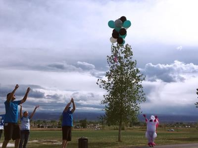JES honors fifth graders with balloon release