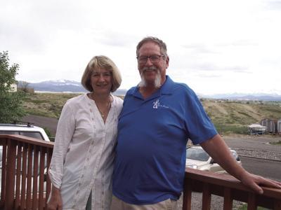 Jill and Rick Meyers.
