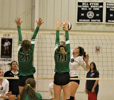 Olathe seniors reflect on hard-fought volleyball season ...