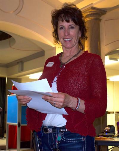 Montrose County Clerk and Recorder Tressa Guynes