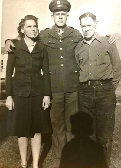 George William Reynolds, WWII veteran