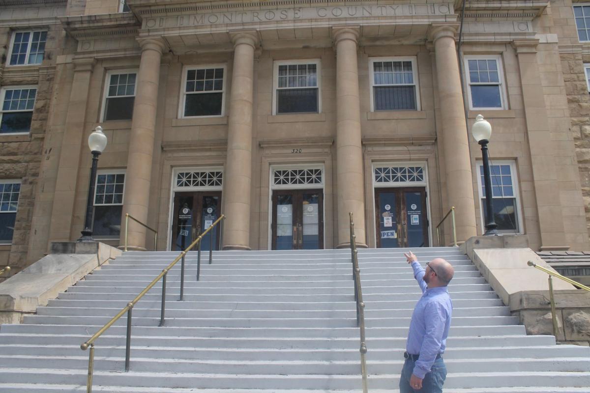 County awards design bid for courthouse rehab