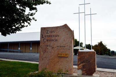 Montrose Zion Lutheran Church.