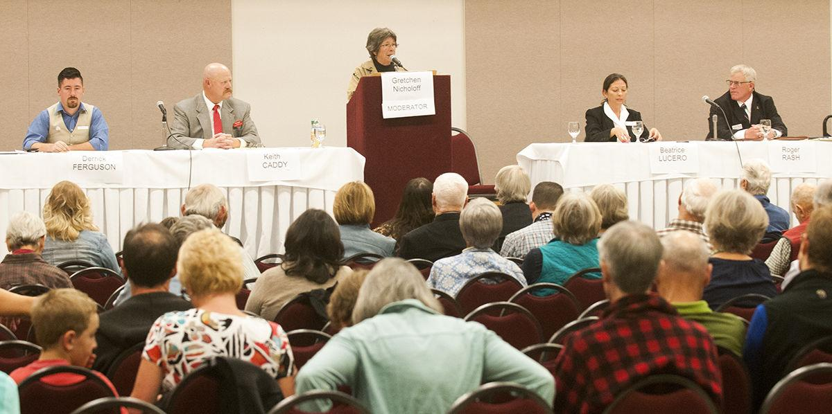 Candidates leery of event center | Local News Stories ...