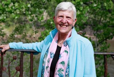 Paonia's first female mayor Mary Bachran