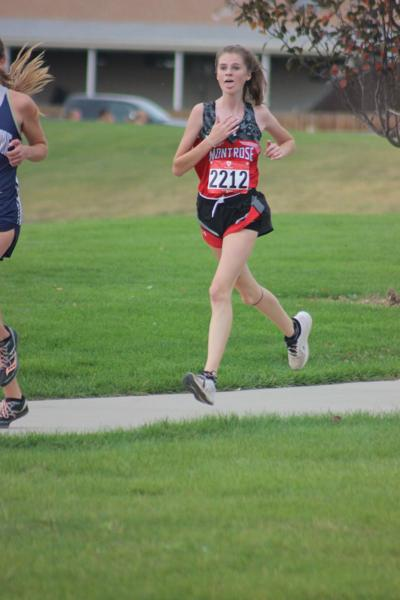 MHS cross country Olivia Cook