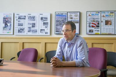 Phil Weiser, Democratic candidate for Colorado attorney general