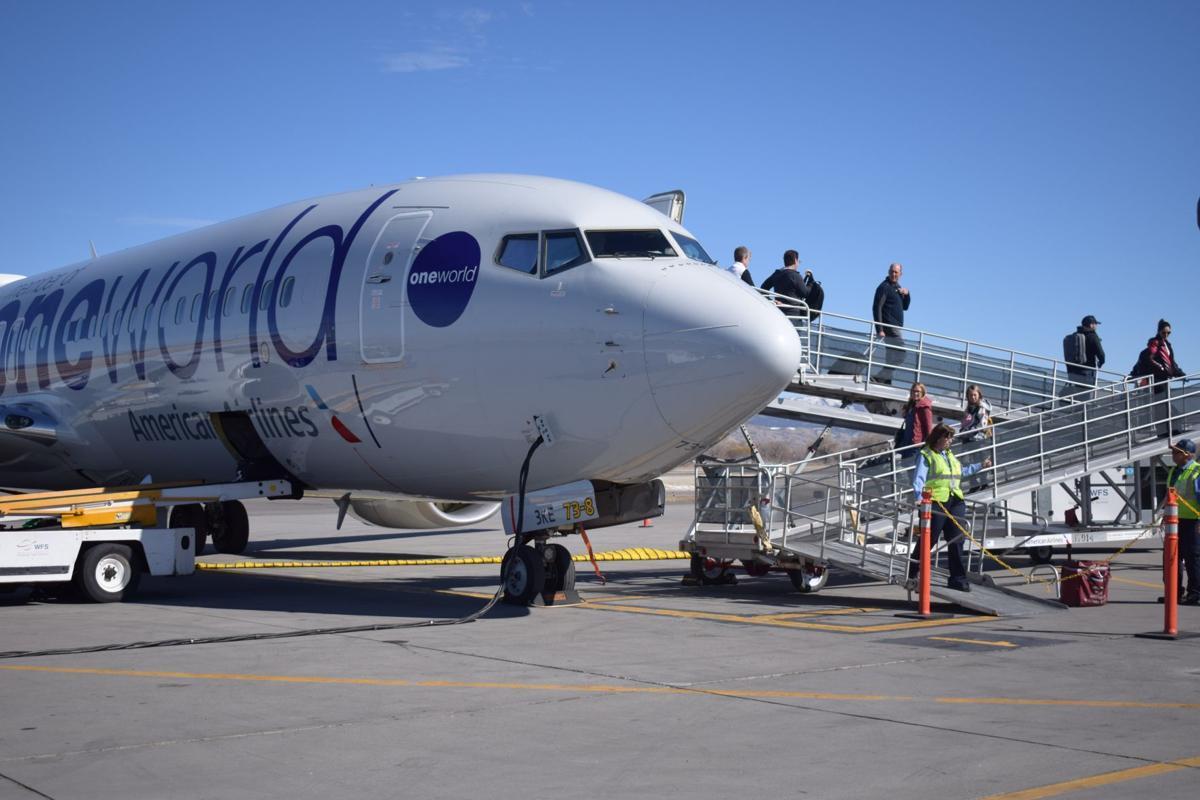 Airport-driven economy soars