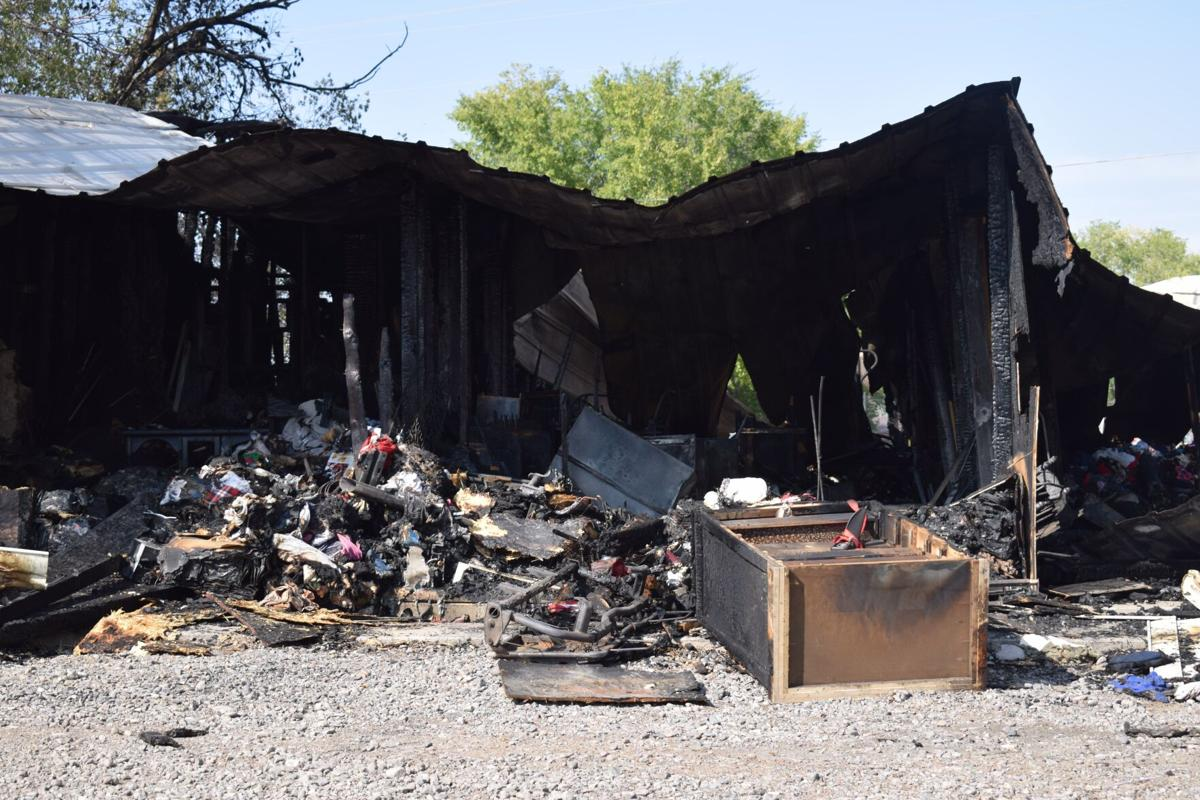 'Overall heartbreaking': Olathe storage unit fire strikes 3 local ministries that help the needy