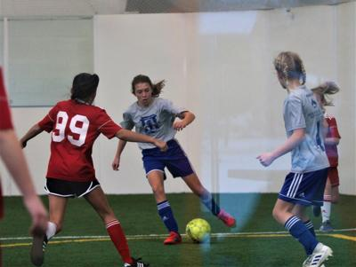Soccer tourney a success for young players