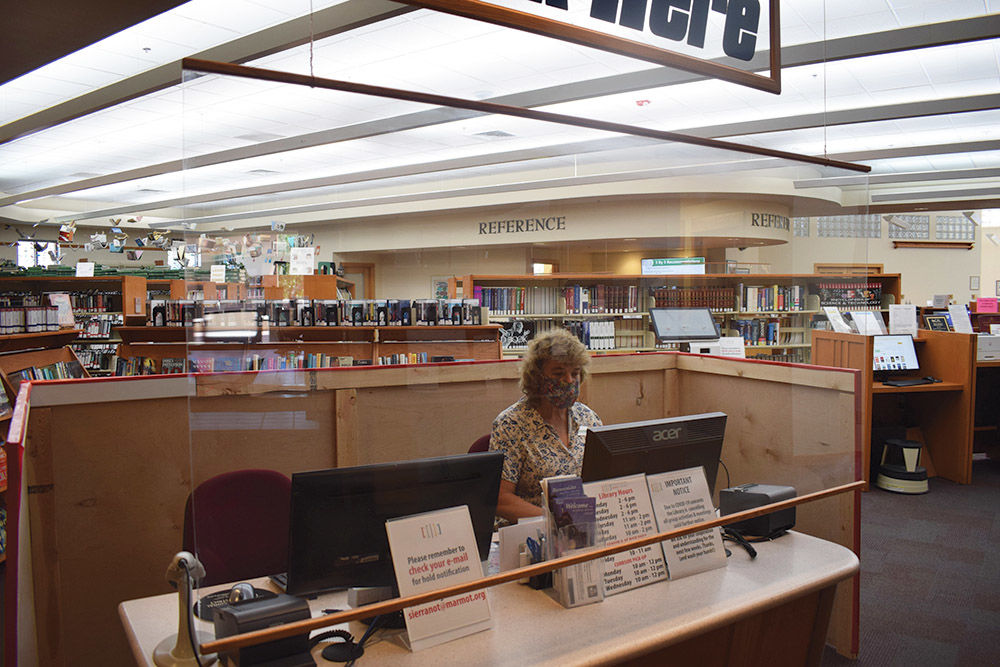 Montrose Regional Library staffers share their excitement for reopening