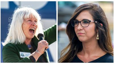 Mitsch Bush outraises Boebert in 3rd District as Democrats pour money into the race