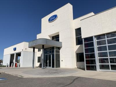 Montrose Ford Nissan seeking incentive package from city for expansion project