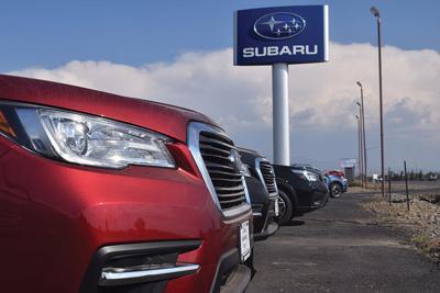 Subaru vehicles in Montrose
