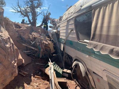 Louisiana woman dead in Slick Rock Hill crash