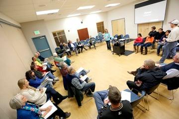 Montrose rec center group prepares for campaign
