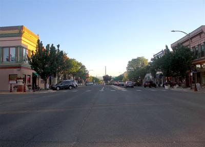 A view of downtown Montrose