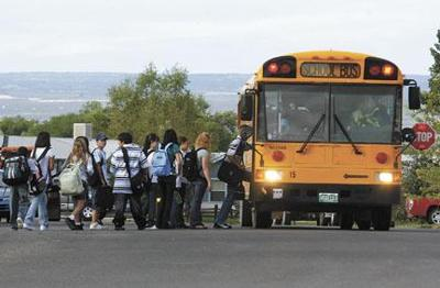Bus driver tests positive for COVID-19, 30 MCSD students must quarantine