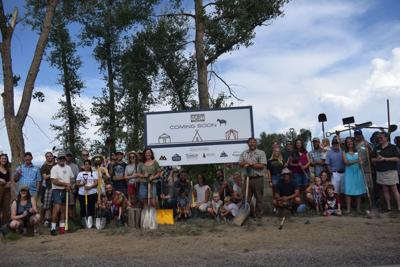 Colorado Yurt breaks ground new HQ