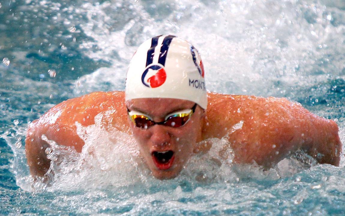 Montrose Marlins swimmer Ryan King