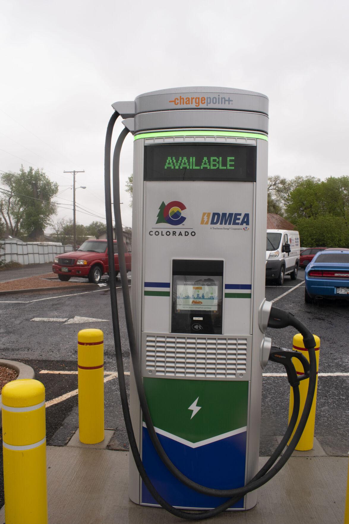 Colorado EV Chargers continue green efforts