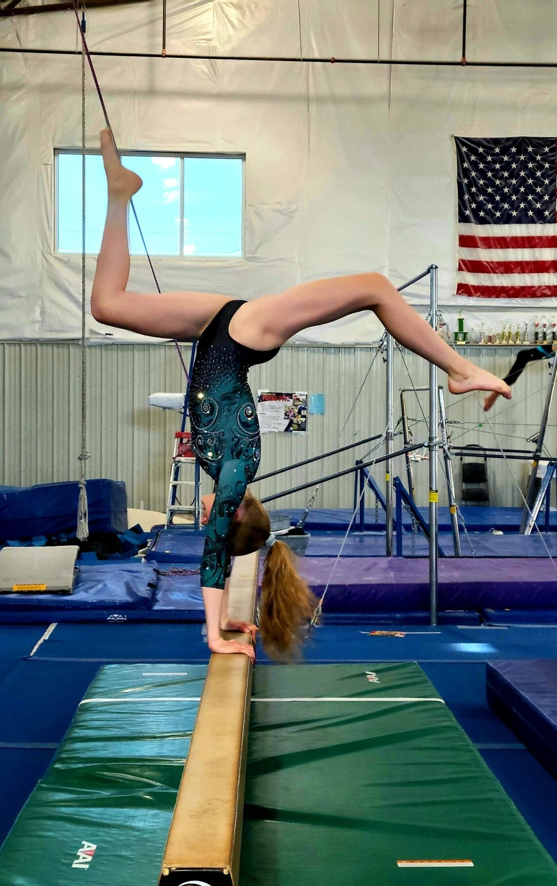 Black Canyon Gymnastics finishes with several top five placements at state