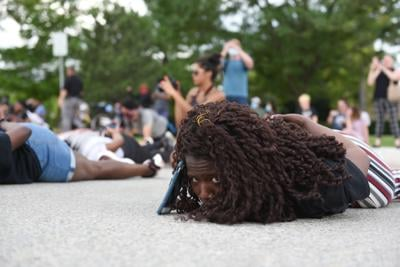 Norman BLM Protest Tuesday