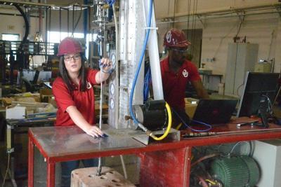 Oilfield equipment put to test at Well Construction Technology Center