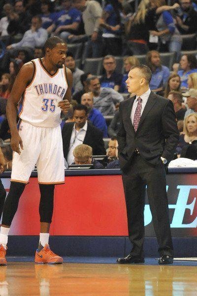 Thunder set to open season against Spurs