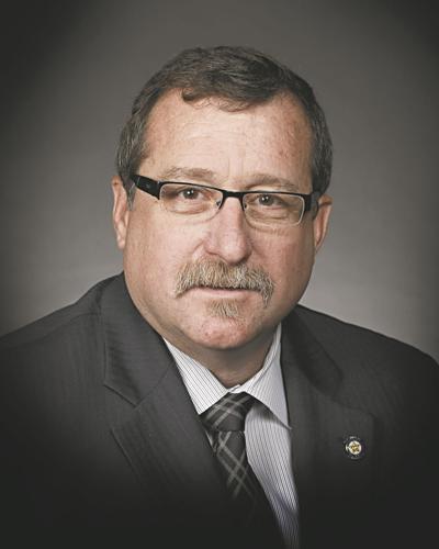 State Rep Mark McBride