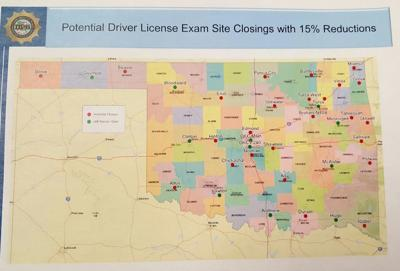 drivers license testing altus oklahoma