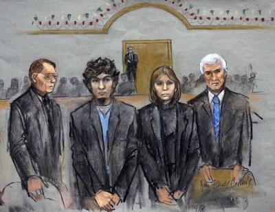 Jury: Bomber Tsarnaev guilty on all charges
