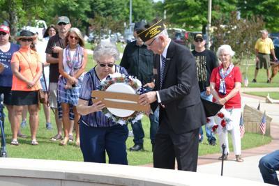 Moore Memorial Day Ceremony