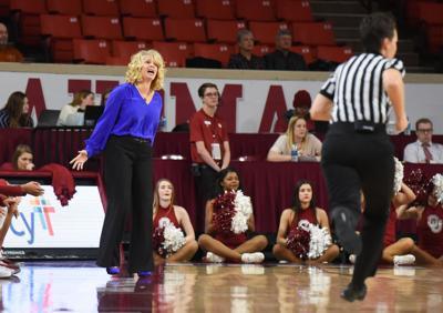 OU v Texas Tech Women's basketball