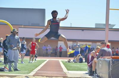 Westmoore long jump trio could be something to watch this season