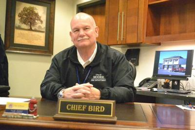 After 38 years, Fire Chief Gary Bird will hang up the badge