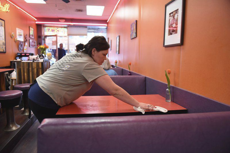 Restaurants now relying on take-out, delivery orders