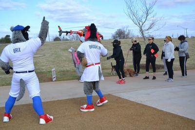 Inaugural Storm Walk raises thousands for Crime Stoppers, storm shelters