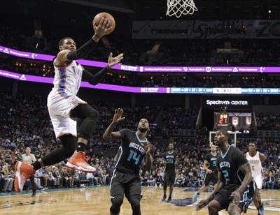 Thunder Hornets Basketball