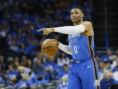 Knicks Thunder Basketball