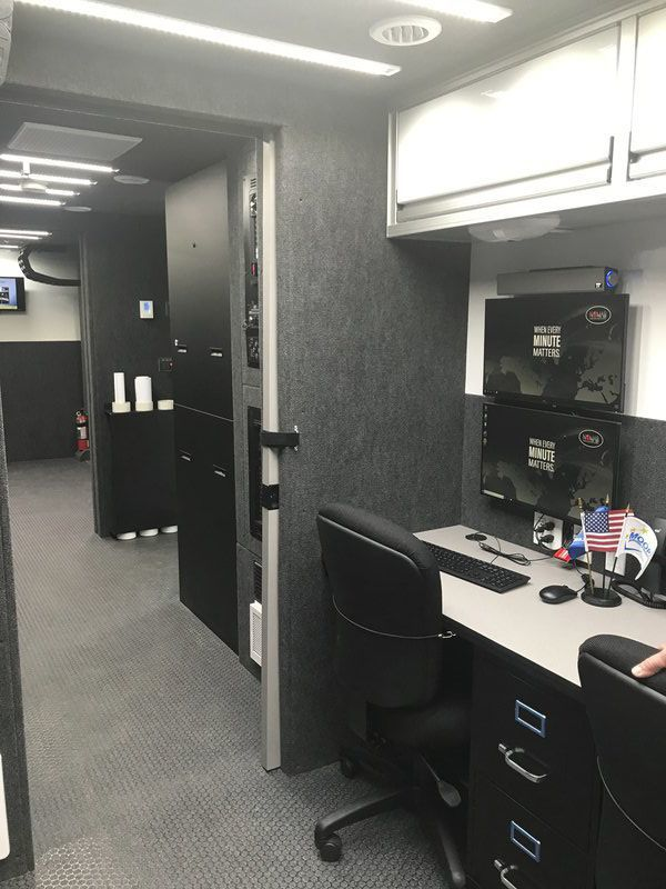 Emergency Management rolls out new mobile command vehicle