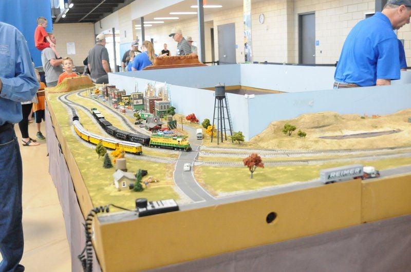 Rail Fest unites hobby with history