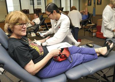 Oklahoma Blood Institute reopening Norman donation center