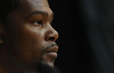 Durant in Oakland Basketball