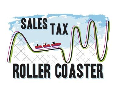 Roller Coster Sales Tax