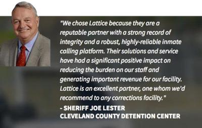 County files suit against jail phone provider