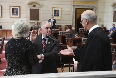 Rosino takes oath, begins first senate term