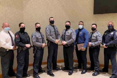 MNTC peace officer grads