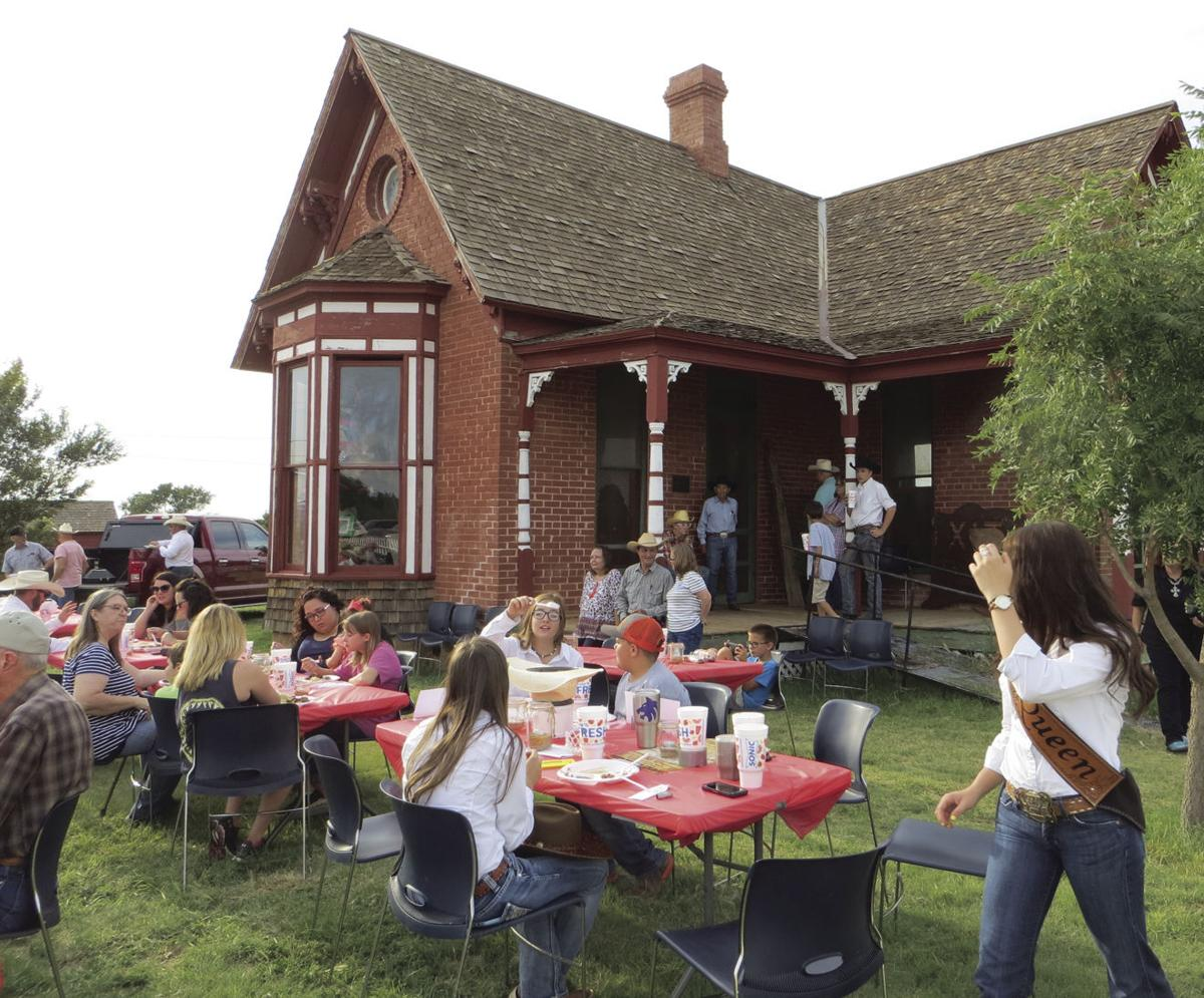 Second Cowboy Christmas in July to benefit XIT general